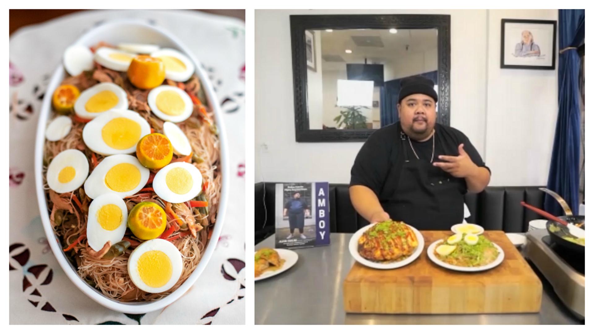 Eggslut Creator Releases New Filipino American Cookbook Amboy King5 Com