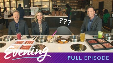 Thurs 2/20, Welcoming our New Host at Shaburina Hot Pot in Redmond! – Full Episode, KING 5 Evening