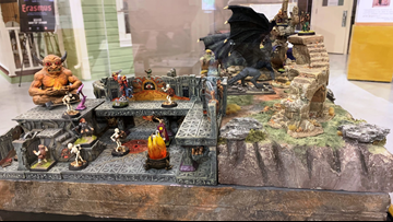 A Dungeons and Dragons exhibit celebrates the game's major impact on the Northwest