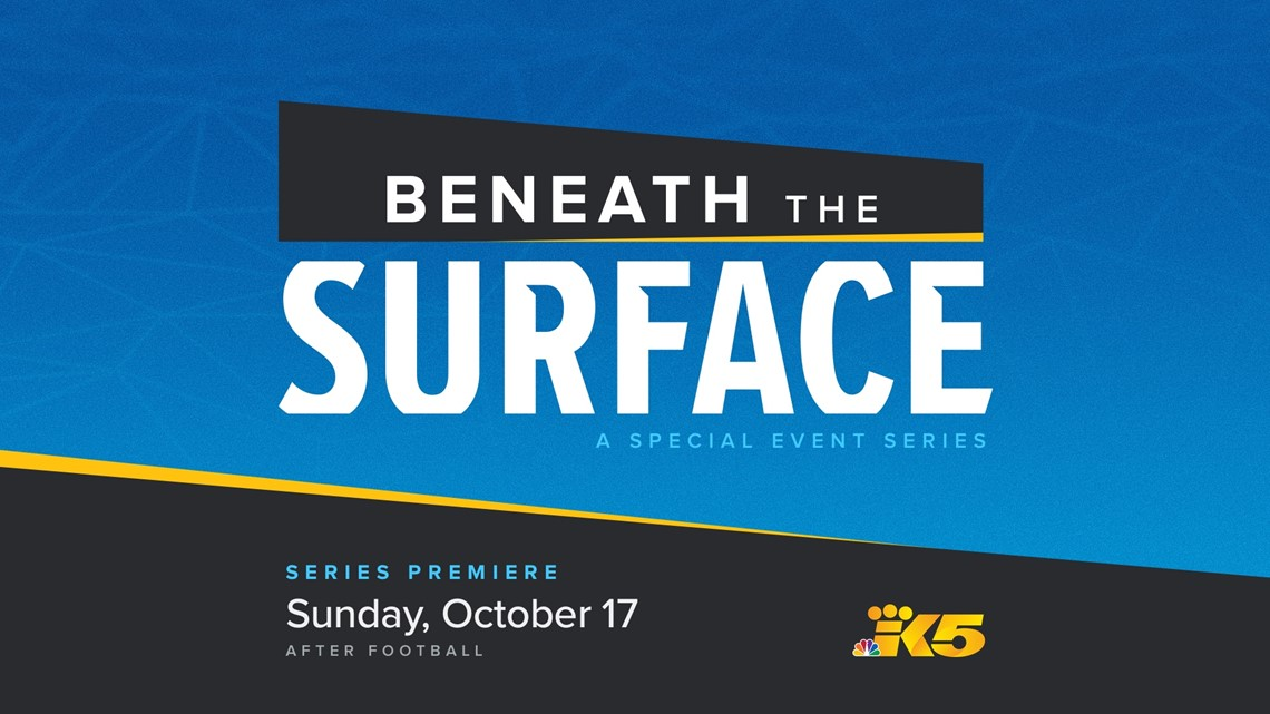 """KING 5 Announces """"Beneath the Surface,"""" a Special Series in Collaboration with Climate Pledge Arena and the Seattle Kraken"""