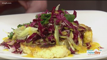 Sit down to brunch with Seattle chef Tarik Abdullah - New Day Northwest