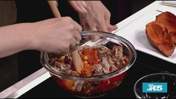 This chef shows you how to cook meals you can eat all week - New Day Northwest