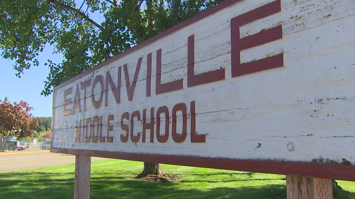 Eatonville Middle School switches to remote learning after COVID-19 outbreak