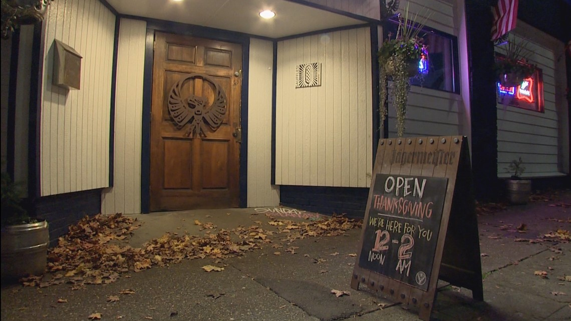 Ballard's Thunderbird Tavern is home to cheap drinks and a big secret - Five Star Dive Bars - KING 5 Evening