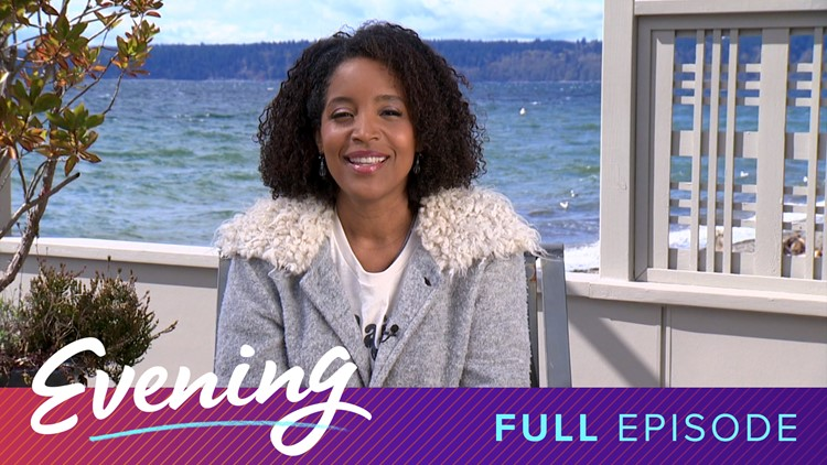Tues 4/7, KING 5 Evening from Angela Poe Russell's Home, Full Episode