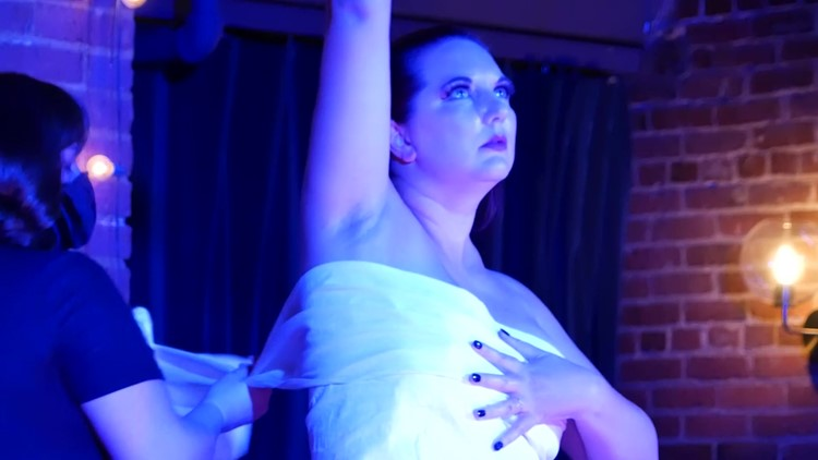 This Seattle theater troupe does burlesque by the book
