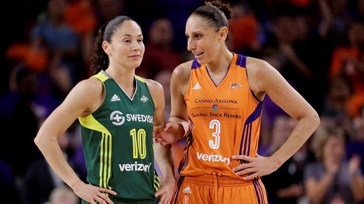 WNBA postpones start of season this month because of virus