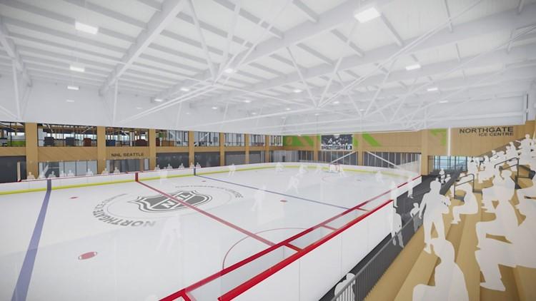 Grab your skates! Seattle Kraken's Community Iceplex opens Sept. 10