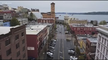 The best views of Tacoma you have ever seen! KING 5 Evening