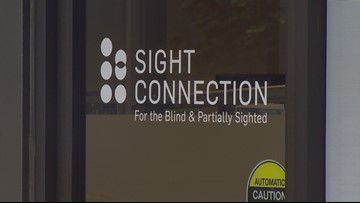 Critical services for the blind in western Washington shutting down