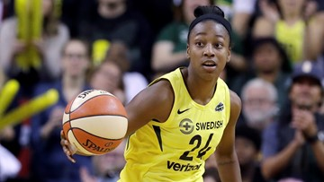 Storm's Howard and Loyd named WNBA All-Star starters