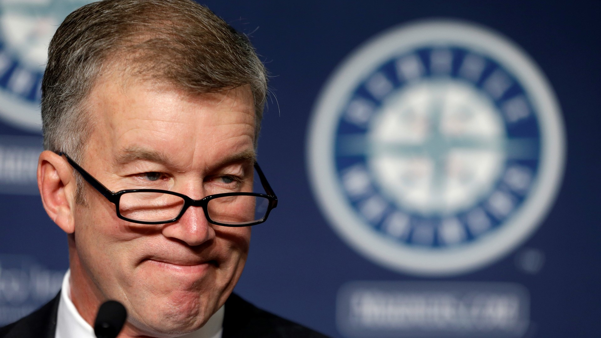 Mariners CEO Kevin Mather talks candidly with Bellevue Rotary Club about  the M's | king5.com