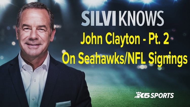 PODCAST | Silvi Knows:  Part 2 with John Clayton and the Seahawks