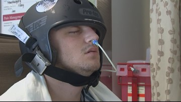 Bellevue skateboarder suffers traumatic brain injury after crashing without helmet