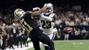 Another federal lawsuit over playoff 'no call' dismissed