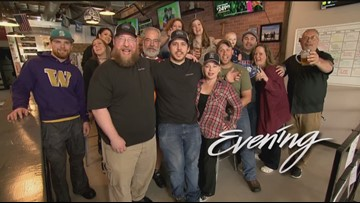 Tues, 5/21, Crucible Brewing in Everett, Full Episode KING 5 Evening