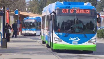 Rapid bus line connecting Bothell, Everett to launch Sunday