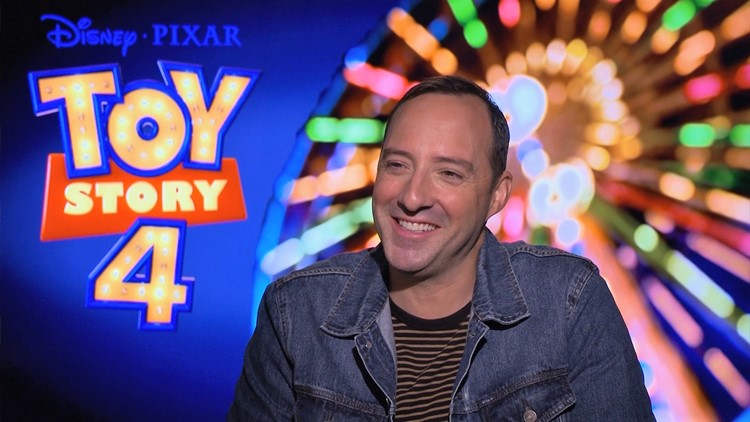 Tony Hale turns a spork into one of Toy Story's most memorable characters