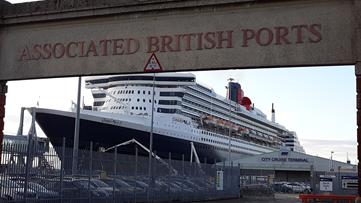 Escape to another time on the Queen Mary 2