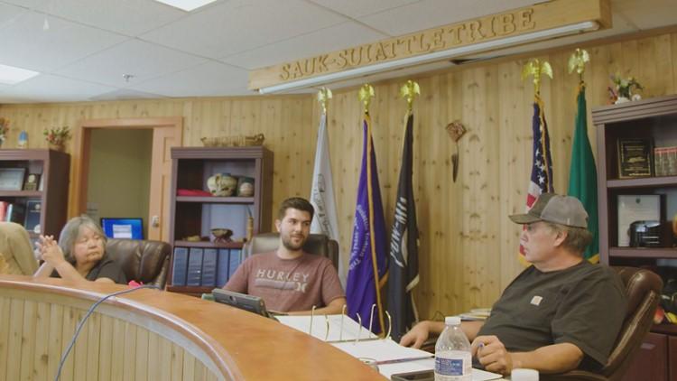 Sauk-Suiattle tribe sues Seattle over lack of fish passage on city's Skagit River dams