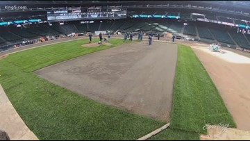 New team, new turf ... Mariners makeover digs deep - KING 5 Evening