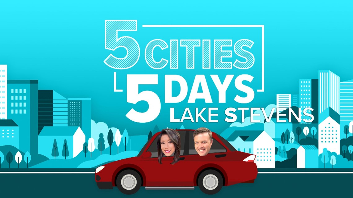 5 Cities in 5 Days: Lake Stevens