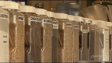 Brew your own beer at DIY public brewery in Edmonds - KING 5 Evening