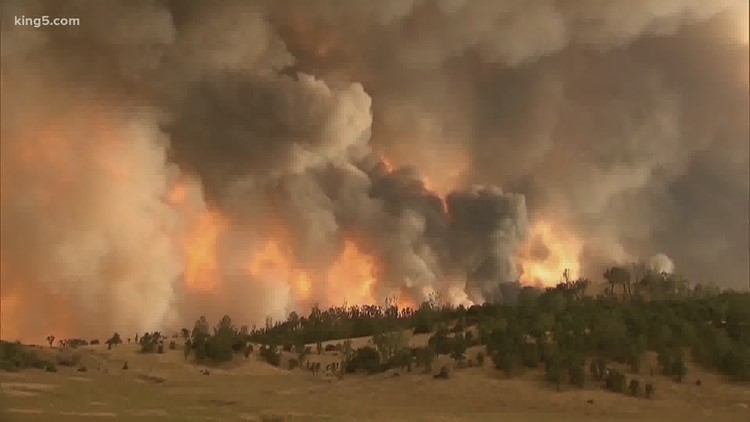 Proposed bill would boost resources to battle, prevent wildfires in Washington state