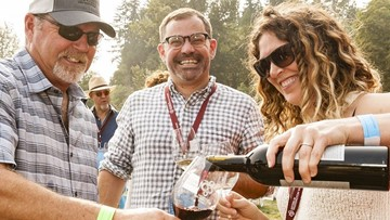 Washington wine's biggest party takes in Woodinville this weekend