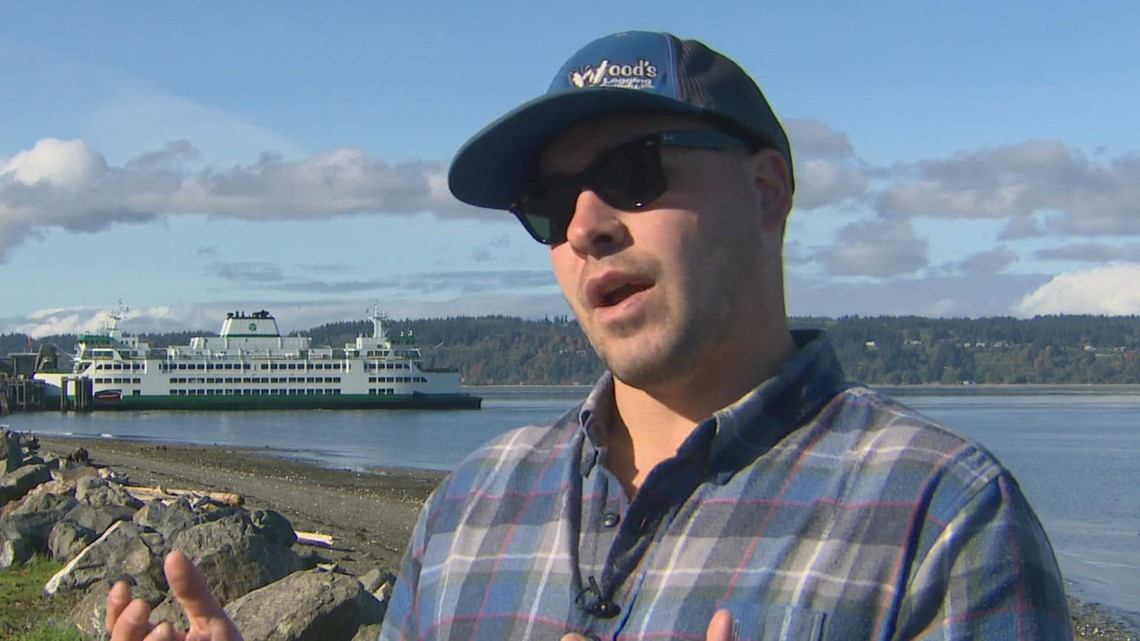 Washington's ferry workers say lack of accommodations for vaccine exemptions is forcing them out