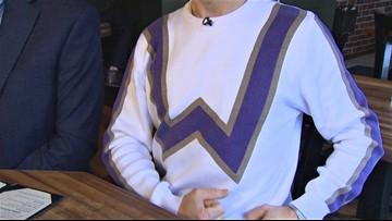 Wear your Washington Huskies spirit on your sleeve(s)