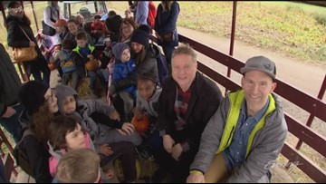 Thu 10/25, The Farm at Swan's Trail, Full Episode, KING 5 Evening