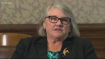 Sen. Walsh apologizes for comment about nurses on Washington Senate floor