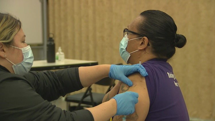 King County health officer warns of highly transmissible delta variant, recommends vaccinations