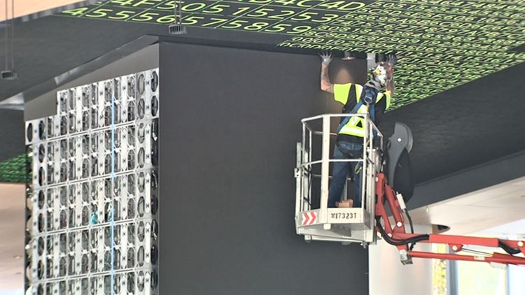 Behind the scenes of construction at Climate Pledge Arena