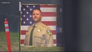 'His laugh healed your soul': Memorial honors slain Kittitas deputy