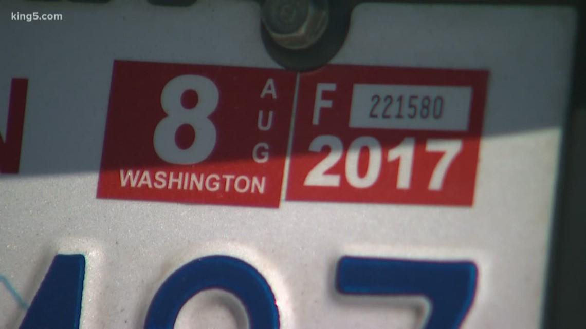 Proposal would cut car-tab fees in half for Washington drivers
