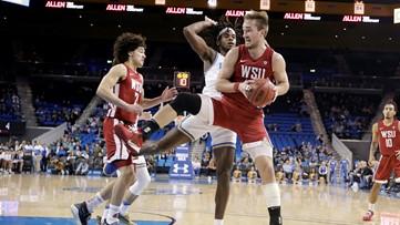Riley leads UCLA past Washington State in OT, 86-83