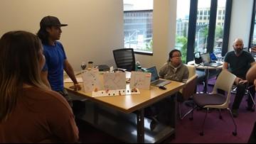 Hackathon at University of Washington promotes virtual human connections
