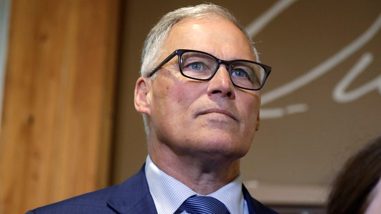 Gov. Inslee has 'firm intention' to serve 3rd term if elected