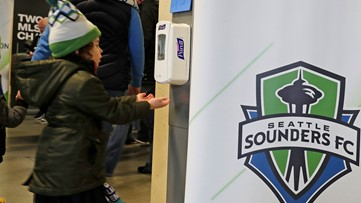 Rave Green establish Sounders Relief Fund in the Fight against COVID-19