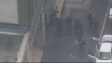Man dies from shooting at Seattle's Westlake Center