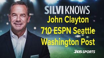 PODCAST | Silvi Knows:  John Clayton on the Seahawks