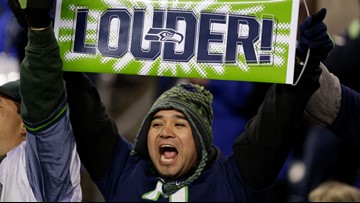 This is how Seattle's weather makes Seahawks fans louder at CenturyLink Field