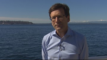 Washington AG seeks to join lawsuit against Navy for Puget Sound pollution