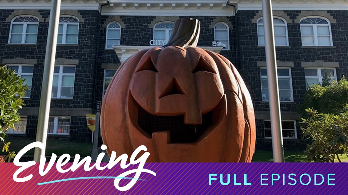 The Museum of Glass in Tacoma and Halloweentown in St. Helens, OR | Full Episode - KING 5 Evening
