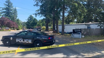 Suspect in custody after deadly Lakewood standoff
