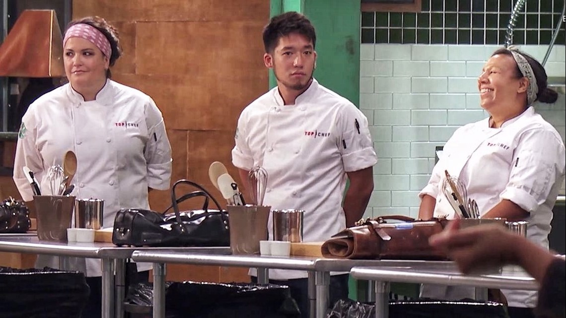 Seattle chef Shota Nakajima gets thrown into the fire of reality TV on 'Top Chef'