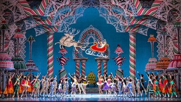 Holiday tradition The Nutcracker returns to McCaw Hall - What's Up This Week - KING 5 Evening