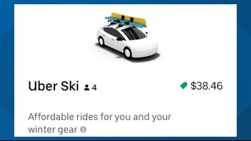 Uber Ski launching in Seattle makes getting to the slopes easier